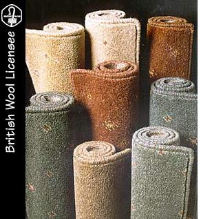 British Wool Marketing Board Goodacre Carpets